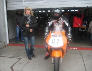 Dunn-Racing Renntraining - Nürburgring Sprint-Strecke